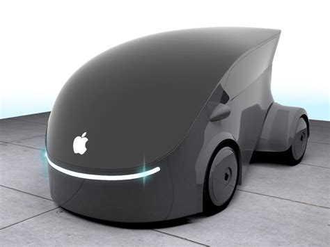 design apple car designers imagine fanciful concepts for what an apple car