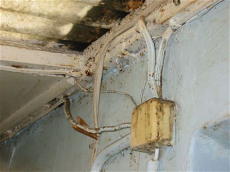 bad home inspection pics