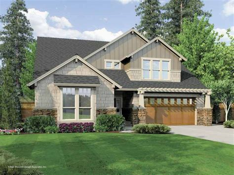 Craftsman 1 Story House Plans by 2 Story Craftsman House Plans Craftsman One Story House