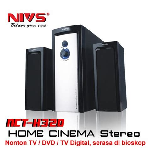 Home Theater Nivs Nct H320 jual beli home theater nivs nct h320 baru jual beli