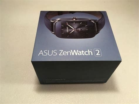 Asus Zenwatch 2 Camel Leather 49mm Wi501q Silver T1310 asus zenwatch 2 wi501q decent android wear smartwatch without a hefty price tag it gadgets
