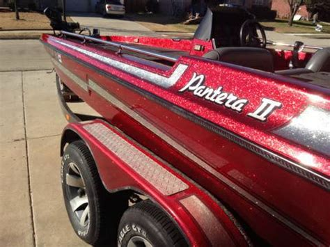 basscat boats craigslist sold 1996 bass cat pantera ii for sale in basscats for