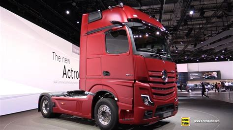 Mercedes Truck 2019 by 2019 Mercedes Actros 1863 Ls Edition 1 625hp Tractor