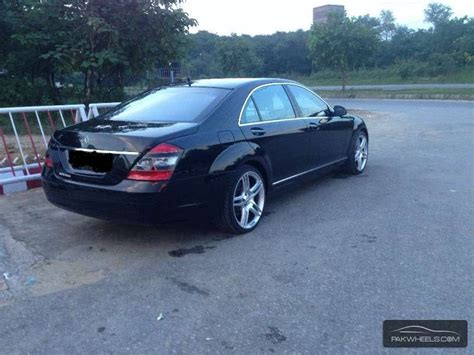 mercedes s class 2008 mercedes s class s500l lim 2008 for sale in islamabad