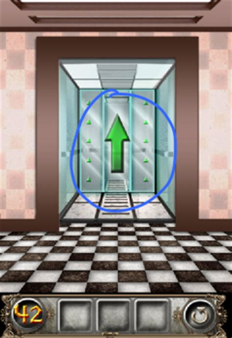 100 floors can you escape level 42 the floor escape level 42 walkthrough
