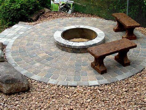 Firepit Plans Pit Ideas Rosemount Mn Design Hardscapes