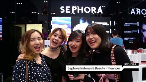 Make Up Sephora Di Indonesia grand opening sephora java bandung sephora