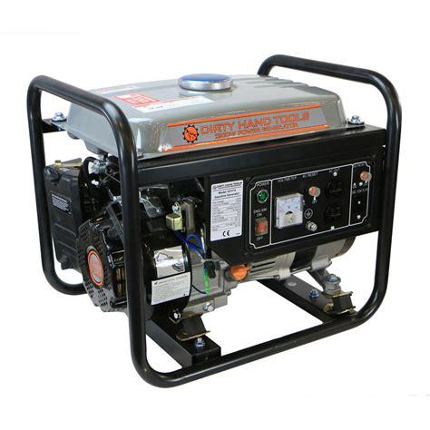 tools 1 000 watt gasoline powered power
