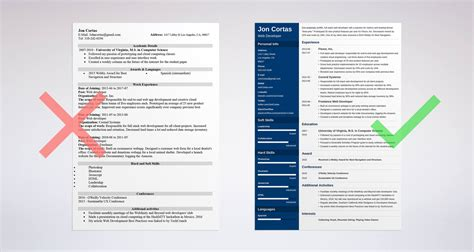 Web Resume Template by Web Developer Resume Sle Complete Guide 20 Exles