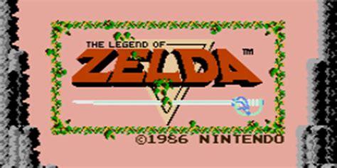 game design document zelda the legend of zelda nes games nintendo