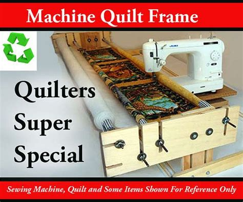 Machine Quilt Frame Plans by 17 Best Ideas About Quilting Frames On