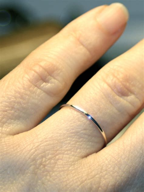 grand thin lovely wedding bands