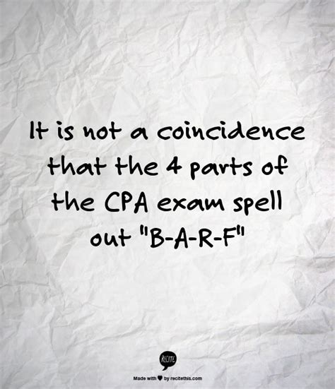 cpa exam 4 sections cpa exam memes memes