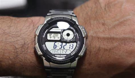 Casio Original Ae 1000wd 1av casio standard ae 1000wd 1av indowatch co id