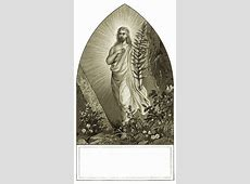 Vintage Easter Jesus Image - The Graphics Fairy 2016 New Year Religious Clip Art