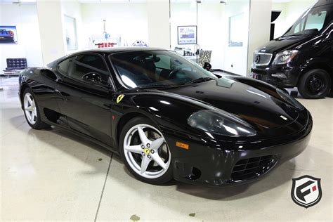 Ferrari 360 Modena 1999 by 1999 Ferrari 360 Fusion Luxury Motors