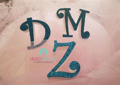 lettere di polistirolo decorazioni in polistirolo lettere azzurro per dolci