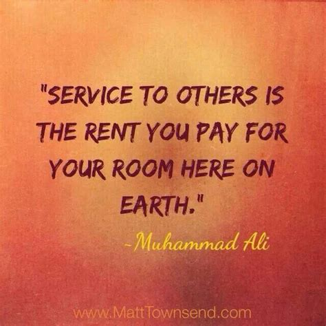service quotes quotes about service others quotesgram