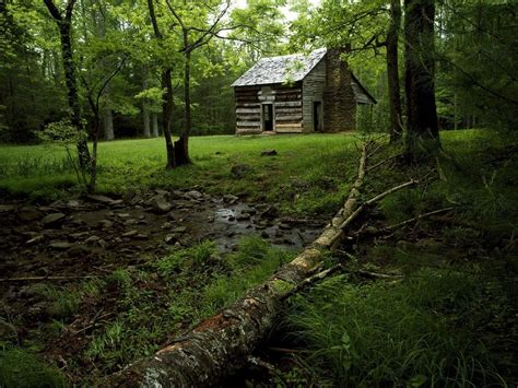 Cottages In Smoky Mountains Tennessee by Nature Shields Cabin Cades Cove Great Smoky