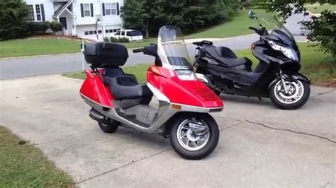 honda helix 1999 honda helix owners review