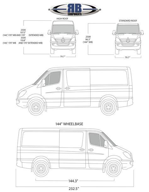 sprinter van conversion floor plans sprinter floorplan templates 2compact travel pinterest