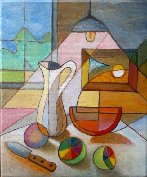 how to paint cubism saatchi cubist still painting by stefan silvestru