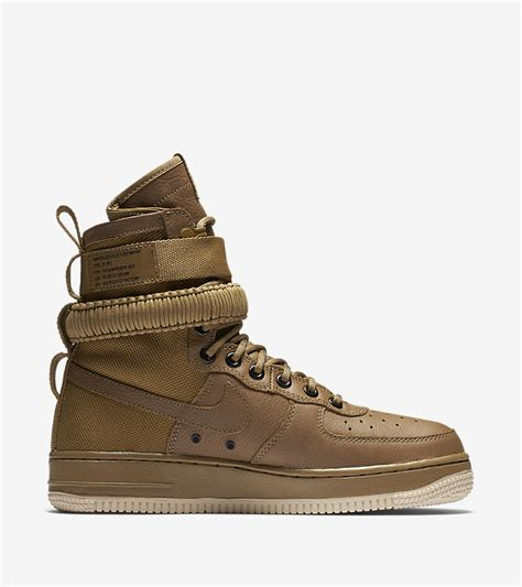 Nike Air 1 Special Field Wheat Brown nike special field air 1 utility december release