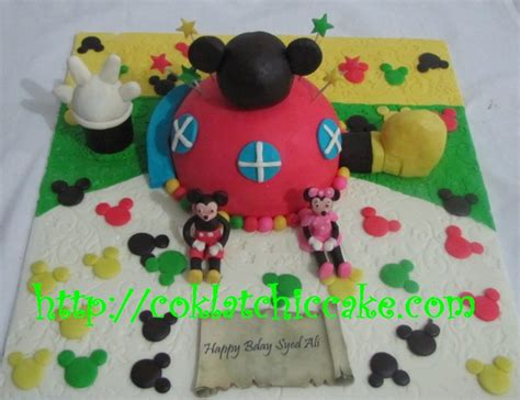 Cake Banner Mickey Mouse Miki Hiasan Ulang Tahun Kue Tar Anak kue ulang tahun mickey mouse syed ali jual kue ulang tahun