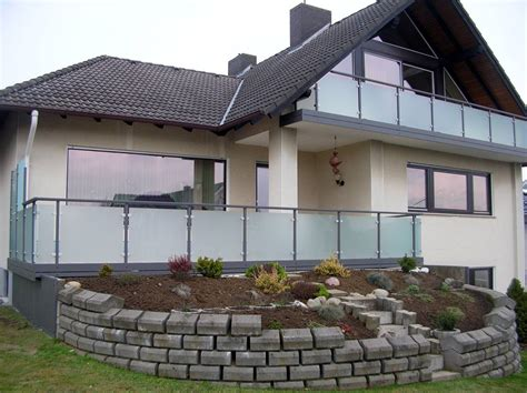 Balkon überdachung Alu Bausatz by Rieb Balkone Alu Glas Trespa Lochblech