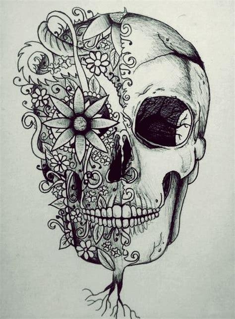 doodle skull meaning dibujos a lapiz de emos enamorados buscar con