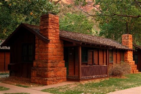Cabins In Zion National Park by Photos Image Gallery Zion National Park Lodges Zion National Park