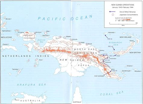 new guinea map nationmaster maps of papua new guinea 28 in total