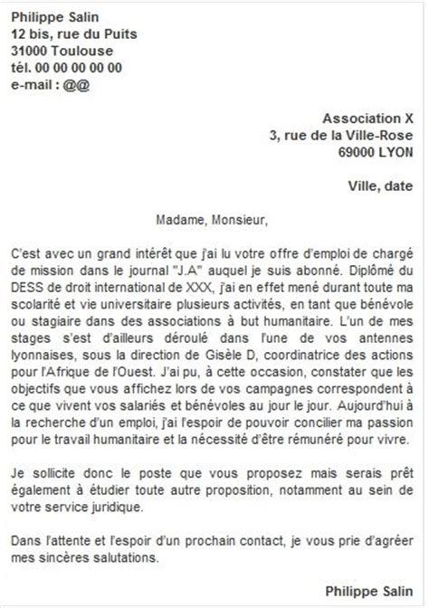 Exemple Lettre De Motivation école De Management 25 Best Ideas About Exemple Lettre De Motivation On