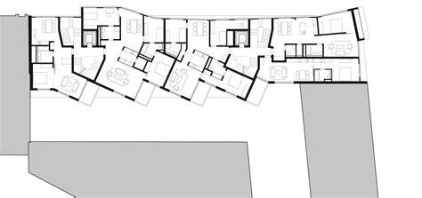 Foyer Grundriss by Meili Architekten