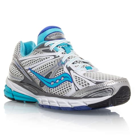 saucony progrid guide 6 womens running shoes silver