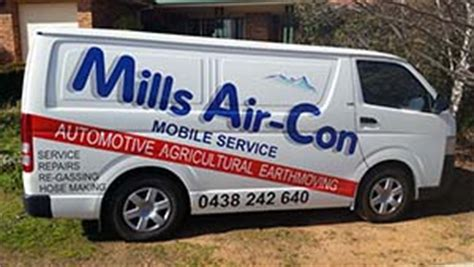 mobile car air conditioning service mobile car air conditioning truck tractor auto