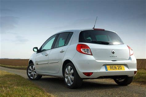 renault clio 2012 renault clio iii 2009 2012 used car review review