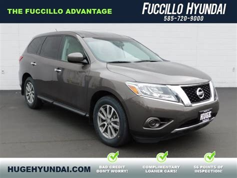 Nissan Rochester Ny by Used Nissan Pathfinder For Sale In Rochester Ny Edmunds