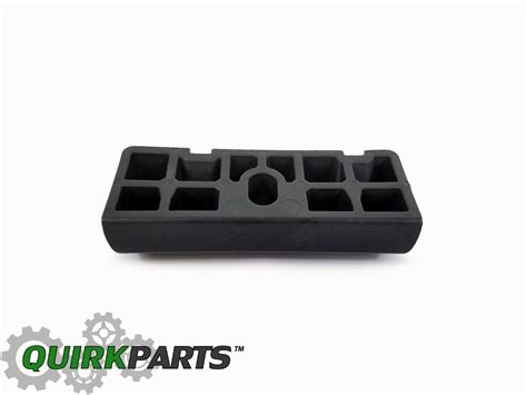 new genuine mopar oem battery oem mopar dodge chrysler jeep battery hold bracket genuine new 68082538ab ebay