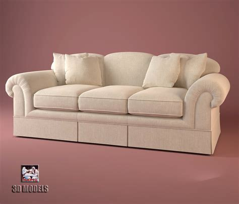 baker couch furniture baker sofa 6808 max