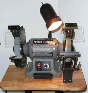 porter cable bench grinder review porter cable pcb575bg bench grinder a good value by mark colan