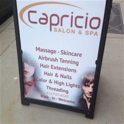 Healthy Detox Retreats In Milwuakee Wi by Capricio Salon Spa East Town Milwaukee Wi United