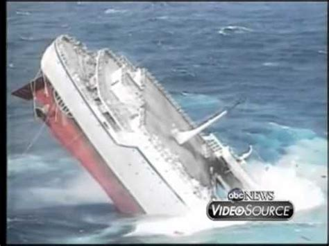 epic boats vs blue wave the sinking of the cruise ship oceanos look at all the