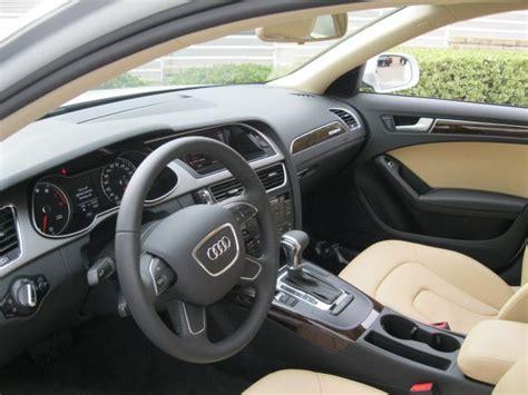 2013 Audi A4 Interior by 2013 Audi A4 Interior Audi Comparisons
