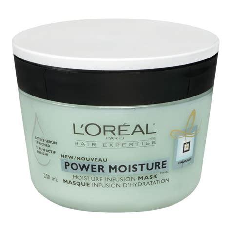 Masker Loreal l oreal l oreal power moisture moisture infusion mask reviews photo makeupalley