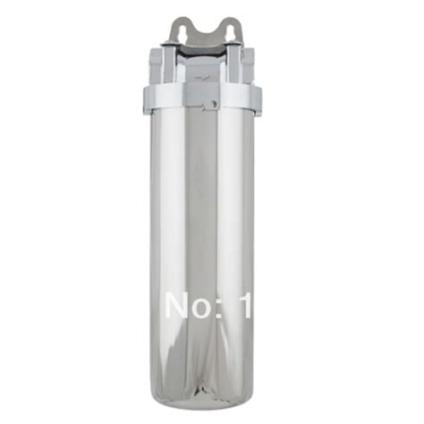 water filter housing aliexpress com buy 10 quot stainless steel water filter housing for high temperature