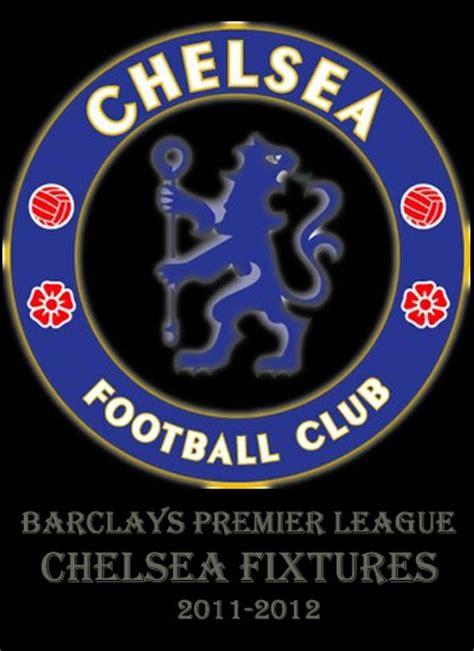 chelsea epl fixtures bbc football chelsea fixtures 2011 2012