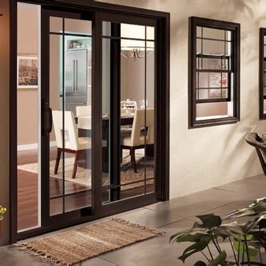 top sliding patio doors pella 350 series sliding glass patio doors pella