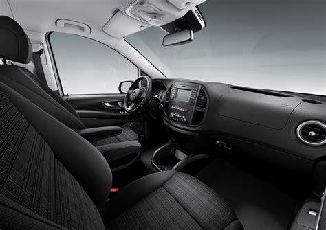 mercedes vito interior the new mercedes benz vito commercial vehicle dealer