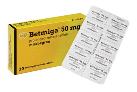 Mirabegron Also Search For Accepts Betmiga Mirabegron And Forxiga Dapagliflozin